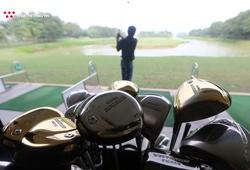 Trải nghiệm thực tế thú vị với bộ gậy golf Ryoma