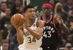 Nhận định NBA: Toronto Raptors vs Milwaukee Bucks (ngày 22/5, 7h30)