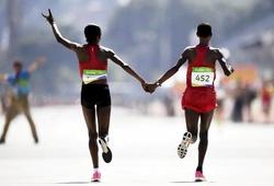 Dương tính doping, HCB marathon nữ Olympic Rio 2016 bị cấm thi đấu, có nguy cơ tước huy chương
