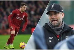Chuyển nhượng Liverpool 23/5: HLV Klopp bán Shaqiri để chiêu mộ sao lạ
