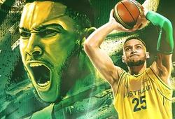 Tuyển bóng rổ Úc công bố đội hình dự FIBA World Cup 2019: Có 8 cầu thủ NBA