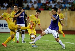 Kết quả Nam Định vs Hà Nội (2-0): Địa chấn tại Thiên Trường
