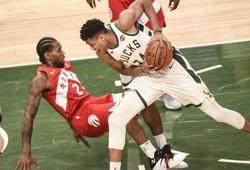 Nhận định NBA: Toronto Raptors vs Milwaukee Bucks (ngày 26/5, 7h30)