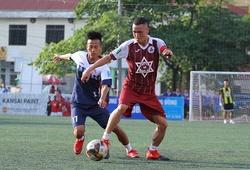Giải bóng đá phong trào hạng Nhất - Cúp Vietfootball 2019 chính thức trở lại