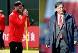 Chủ tịch Liverpool đảm bảo sẽ trao hợp đồng mới cho HLV Klopp