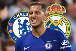 Chuyển nhượng Real Madrid 1/6: BLĐ Real đẩy nhanh vụ Hazard, chuẩn bị công bố tiền đạo 60 triệu