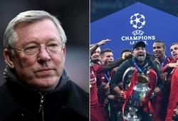Tiết lộ lời tiên đoán như thần của Sir Alex Ferguson về thành công của Jurgen Klopp ở Liverpool