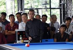 Cơ thủ vô danh đánh bại Ngô Đình Nại và Trần Quyết Chiến ở giải billiards toàn quốc