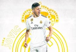 Tin bóng đá 4/6: Real Madrid CHÍNH THỨC chiêu mộ thành công Luka Jovic