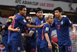 Đội hình dự kiến Thái Lan: Toàn sao J-League xuất trận
