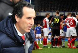 HLV Emery thẳng tay thanh lý 4 cầu thủ để thực hiên kế hoạch đại phẫu hàng thủ Arsenal