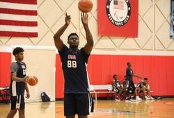 Zion Williamson sẽ tạo nên cơn địa chấn toàn cầu nếu tham dự FIBA World Cup 2019