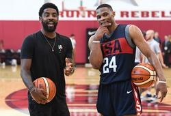 14 cái tên đầu tiên xuất hiện tranh xuất trong đội hình tuyển bóng rổ Mỹ đầu FIBA World Cup 2019 là ai?