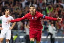 Ronaldo lập hat-trick đặc biệt và những điểm nhấn từ trận Bồ Đào Nha vs Thụy Sĩ