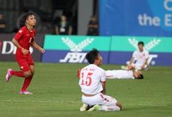 Ký ức SEA Games, U23 Việt Nam đấu U23 Myanmar: Nhìn lại chỉ thấy nỗi buồn
