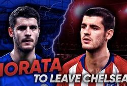 Morata tiết lộ sự thật cay đắng tại Chelsea và cầu cứu Atletico Madrid giải thoát