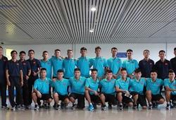 Futsal Việt Nam lên đường tham dự VCK U20 châu Á