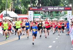 Techcombank Ho Chi Minh City International Marathon 2019 tăng tiền thưởng, mục tiêu vạn người tham gia