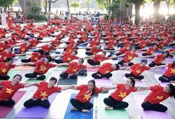 Yogi Hà Nội tưng bừng chào mừng Ngày Quốc tế Yoga 2019