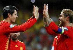 Sergio Ramos lý giải nguyên nhân nhường quyền đá penalty cho Morata