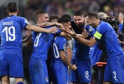 Italia ngược dòng, kéo dài chuỗi bất bại và những điểm nhấn từ trận thắng Bosnia
