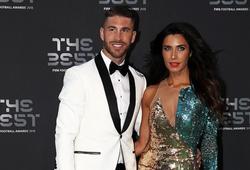 Sergio Ramos mời David Beckham, Pique và Shakira dự đám cưới nhưng bỏ qua Ronaldo