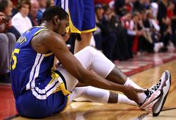 Chấn thương nghiêm trọng, Kevin Durant có thể sẽ phải ngồi ngoài cả mùa giải tới
