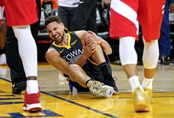 Đã có kết quả chấn thương của Klay Thompson: Nỗi đau chồng chất cho Golden State Warriors