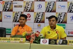 HLV đội Thanh Hóa hé lộ việc thay đổi nhân sự ở lượt về V.League 2019