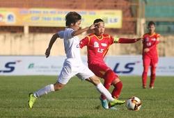 Vòng 2 giải nữ VĐQG 2019:Hà Nội chia điểm TP.HCM I