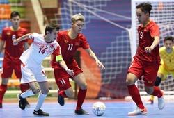 Đội tuyển U20 futsal Việt Nam báo tin không thể tuyệt vời hơn cho CĐV