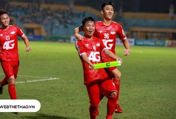 Bảng xếp hạng V.League 2019 vòng 13: Viettel  nhảy vọt ấn tượng