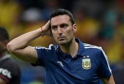 HLV trưởng ĐT Argentina đổ lỗi khó tin cho thất bại trước Colombia ở Copa America 2019
