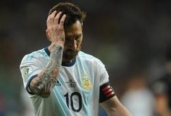 Messi nói gì sau thất bại của ĐT Argentina ở trận ra quân tại Copa America 2019?