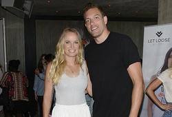 Mối lương duyên tennis - bóng rổ: Caroline Wozniacki kết hôn với cựu binh NBA David Lee