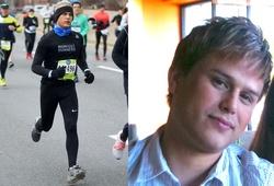 Chia tay bồ, chàng trai đồng tính Mỹ giảm hàng chục kg để sở hữu vóc dáng một marathoner