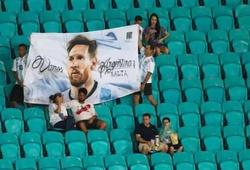 Tình trạng thiếu vắng khán giả đáng báo động ở Copa America 2019