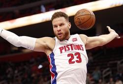 """Giữa dòng đời vạn biến, Detroit Pistons vẫn quyết định đặt niềm tin vào """"sư tử bay"""" Blake Griffin"""