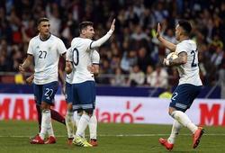 Soi kèo Argentina vs Paraguay 07h30, 20/06 (Copa America 2019)