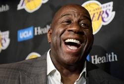 """Magic Johnson tin tưởng Lakers sẽ """"lên đỉnh"""" tại mùa giải tới"""