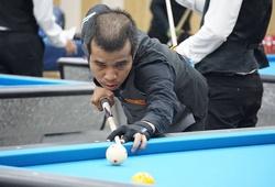 Trần Quyết Chiến và các đồng đội gặp áp lực lớn tại World Cup billiards ở Bỉ