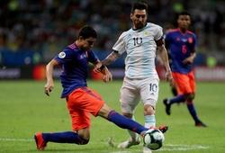 Xem trực tiếp Argentina vs Paraguay trên kênh nào?
