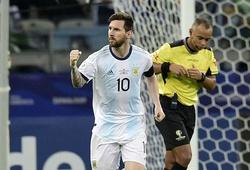 Argentina cần điều kiện gì để lách qua khe cửa hẹp vào vòng tứ kết Copa America?