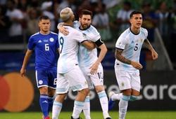 Messi cân bằng kỷ lục của Diego Simeone ở ĐT Argentina