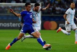 Kết quả Argentina vs Paraguay (1-1): Argentina chưa biết thắng tại Copa America 2019