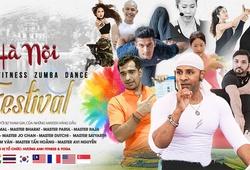 'Dàn sao' giảng viên hàng đầu thế giới và Việt Nam quy tụ tại Hà Nội Yoga, Fitness, Zumba Dance Festival 2019