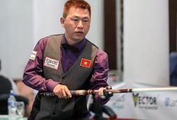 Mã Minh Cẩm vào vòng chính World Cup billiards ở Bỉ