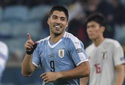 Suarez đi vào lịch sử Copa America và những điểm nhấn từ trận Uruguay vs Nhật Bản
