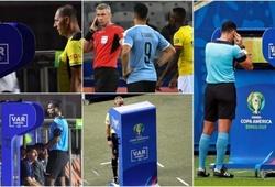 Thống kê bất ngờ về ảnh hưởng của VAR tại Copa America 2019