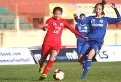 Vòng 4 giải nữ VĐQG 2019: Hà Nội khiến Than KSVN ôm hận